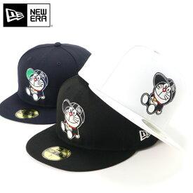 ニューエラ New Era キャップ 帽子 ドラえもん シッティング 59FIFTY