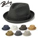 ベイリー 麦わら帽子 BILLY BAILEY 帽子 ストローハット ぼうし メンズ帽子 レディース帽子 ブランド むぎわら おしゃ…