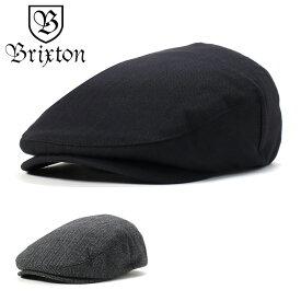 ブリクストン ハンチング帽 HOOLIGAN BRIXTON ぼうし ブランド おしゃれ ハンチング メンズ レディース メンズレディース帽子 キャスケット ハンチングキャス シンプル ストリート カジュアル