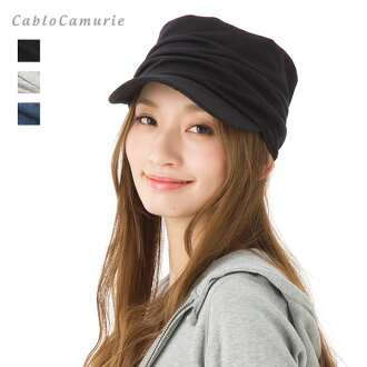 [] Hat cabrocamrie comb megachu! and sheer sweat material casual work Cap WAVE 3 colors CABLOCAMURIE ★ on men and women and for men's ladies Cap #CP: W