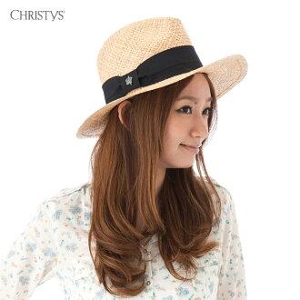 佳士得冠女裝帽子自然 CHRISTYS 冠女士帽子聖馬丁自然 #WN 帽子草帽草帽草帽秸稈甚而甚而帽子 CHRISTYSCROWN 佳士得冠,[WH]: S