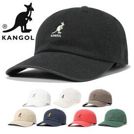 カンゴール キャップ ウォッシュド ベースボールキャップ 帽子 KANGOL CAP メンズ レディース||メンズキャップ 野球 春 メンズ帽子 ブランド メンズキャップ帽子 コットン コットンキャップ カーブキャップ ローキャップ