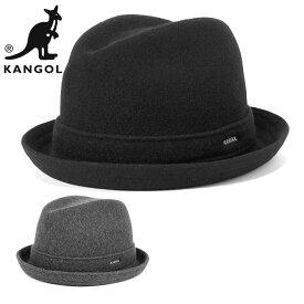 カンゴール 中折れハット ウール プレーヤー KANGOL WOOL PLAYER HAT帽子 メンズ レディース ウールハット