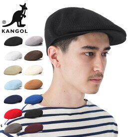 カンゴール KANGOL ハンチング トロピック 504 ベントエアー 帽子 TROPIC 504 VENTAIR メンズ 大きいサイズ ハンチング帽 ベージュ ホワイト ゴルフ 帽 ブランド 黒 メッシュ ハンチング帽子||春夏 春 メンズ帽子 サマー