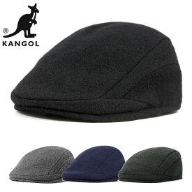 帽子 カンゴール ハンチング ウール 507 KANGOL WOOL HUNTING 帽子 メンズ レディース 秋冬 秋 冬 ハンチング帽子 ハンチング帽 大きいサイズ おしゃれ ぼうし