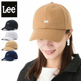 リー キャップ サイズ調整 FLANNEL LOW CAP Lee ぼうし おしゃれ ブランド フランネル 秋 冬 秋冬