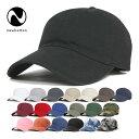 newhattan CAP(ニューハッタン) キャップ | 帽子 メンズ レディース ローキャップ | 全20色 サイズ調整 ベースボールキャップ カーブキャッ...