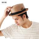 ニューヨークハット(NEW YORK HAT)ストロー 麦わら ビーバップ ココナッツ 帽子 COCONUT BE-BOP COCONUT [麦わら帽 ストロー...