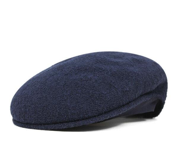 カンゴール(KANGOL) ハンチング 504 バミューダ ネイビー 帽子 メンズ レディース 【返品・交換対象外】