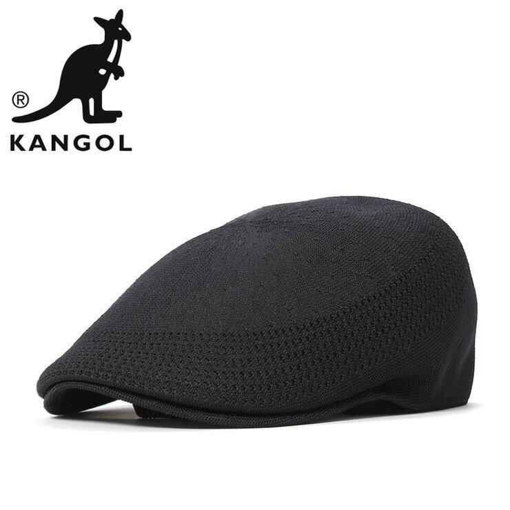 カンゴール ハンチング帽 507 TROPIC VENTAIR ブラック KANGOL 帽子 ぼうし 黒 おしゃれ ストリート ブランド シンプル 無地 メンズ帽子 レディース帽子 メンズキャップ レディースキャップ