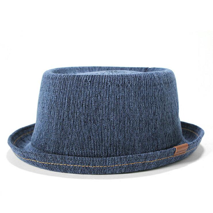 カンゴール ハット デニム モウブレイ ネイビー KANGOL 帽子 メンズ レディース 【返品・交換対象外】[RSS_1]