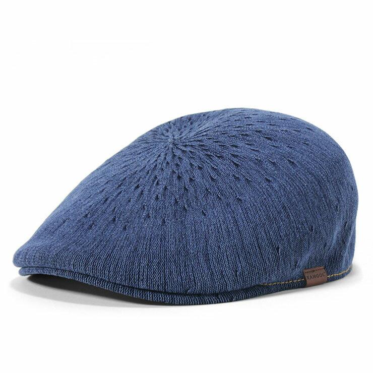 カンゴール 507 ハンチング デニム インディゴウォッシュ ネイビー KANGOL 帽子 メンズ レディース 【返品・交換対象外】[RSS_1]
