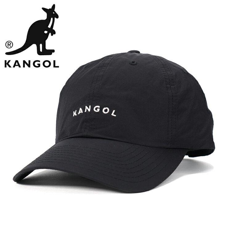 カンゴール キャップ サイズ調整 VINTAGE BASEBALL ブラック KANGOL 帽子 ぼうし 黒 おしゃれ ストリート ブランド ローキャップ シンプル 無地 メンズ帽子 レディース帽子 メンズキャップ レディースキャップ