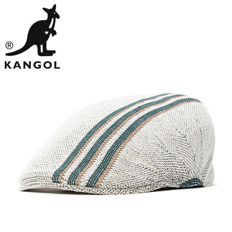 カンゴール ハンチング帽 507 TRAVEL STRIPE ナチュラル KANGOL 帽子 ぼうし 白 おしゃれ ストリート ブランド ハンチング帽子 シンプル 無地 メンズ帽子 レディース帽子 春夏