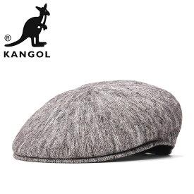 カンゴール ハンチング帽 504 LINEN ブラックミックス KANGOL 帽子 夏 春夏 メンズ帽子 レディース帽子 ブランド おしゃれ メンズハンチング 大きいサイズ
