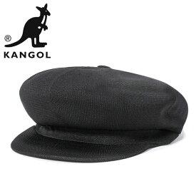 カンゴール キャスケット スピットファイア トロピック ブラック KANGOL 帽子 黒 レディース帽子 ぼうし メンズ帽子 男女兼用 おしゃれ ブランド