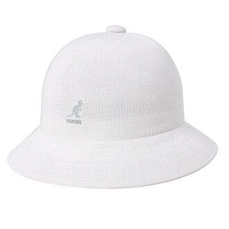 KANGOL Hat tropic casual white hats KANGOL HAT TROPIC CASUAL WHITE [Hat large size mens ladies] [WH] #HA: O