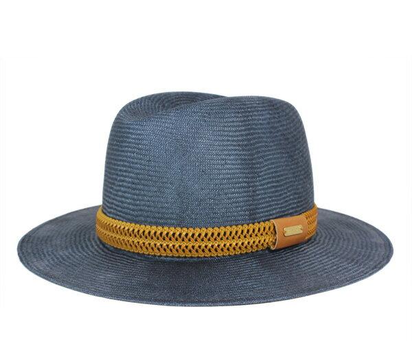カンゴール トリルビー ハット ブレイド サイレン ネイビー 帽子 KANGOL TRILBY HAT BRAID SIREN NAVY 大きいサイズ メンズ【返品・交換対象外】[RSS_1]