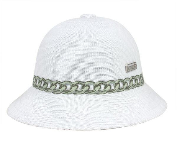 カンゴール(KANGOL) ハット チェーン カジュアル ホワイト 帽子 HAT CHAIN CASUAL WHITE メンズ 【返品・交換対象外】[RSS_1]