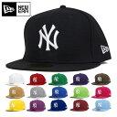 ニューエラ キャップ 59FIFTY MLB ニューヨークヤンキース   NEW ERA 帽子 メンズ レディース   全16色 [RV][JS]【UNI】 P...