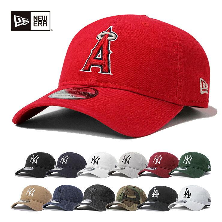 ニューエラ キャップ 9TWENTY MLB 帽子 ローキャップ 野球 ぼうし ヤンキース ニューヨークヤンキース 野球帽 ストラップバック 迷彩柄 ニューエラキャップ new era メンズキャップ コットン newera ニューエラー メンズキャップ帽子 大谷 メジャーリーグ エンゼルス