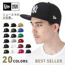ニューエラ キャップ 59FIFTY newera ニューヨークヤンキース ブラック 帽子 メンズ レディース | ニューエラキャップ…