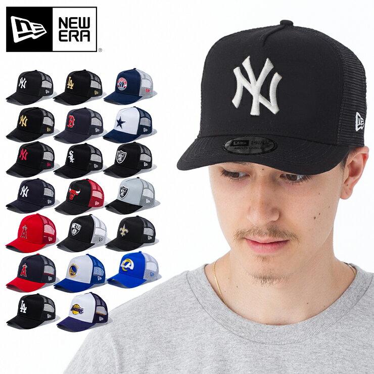 ニューエラ メッシュキャップ ヤンキース ドジャース NEWERA Dフレーム 帽子 メンズ ヤンキース ニューエラメッシュキャップ メッシュ ニューエラキャップ キャップ  レイダース ベースボールキャップ ニューヨークヤンキース