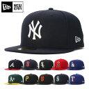 ニューエラ キャップ AUTHENTIC 59FIFTY MLB オーセンティック オンフィールド NEW ERA NEWERA 大谷 メジャーリーグ …