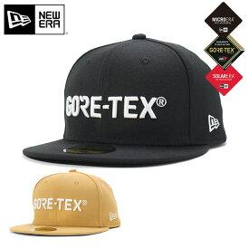 ニューエラ アウトドア ゴアテックス キャップ 59FIFTY LOGO NEW ERA GORE-TEX ぼうし 野球帽 ベースボールキャップ フラットキャップ new era ブランド おしゃれ ストリート newera ニューエラキャップ メンズキャップ レディースキャップ メンズレディース帽子