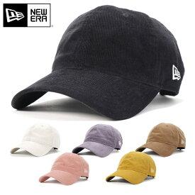 ニューエラ キャップ サイズ調整 9THIRTY MICRO CORDUROY NEW ERA ぼうし ローキャップ new era ブランド おしゃれ ストリート newera ニューエラキャップ メンズキャップ レディースキャップ メンズレディース帽子