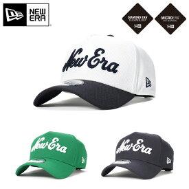 ニューエラ ゴルフ キャップ スナップバック 9FORTY DIAMOND ERA NEW ERA GOLF ぼうし ローキャップ new era ブランド おしゃれ ストリート newera ニューエラキャップ メンズキャップ レディースキャップ メンズレディース帽子
