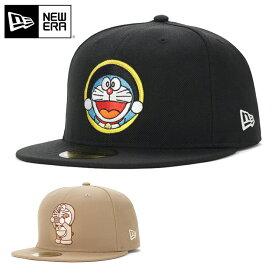 ニューエラ ドラえもん コラボ キャップ 59FIFTY NEW ERA DORAEMON ぼうし 野球帽 ベースボールキャップ フラットキャップ new era ブランド おしゃれ ストリート newera ニューエラキャップ メンズキャップ レディースキャップ メンズレディース帽子