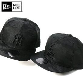 ニューエラ キャップ スナップバック 9FIFTY BLACKOUT CAMO PLAY MLB カモフラ 迷彩柄 NEW ERA ぼうし new era ブランド おしゃれ ストリート newera ニューエラキャップ メンズキャップ レディースキャップ メンズレディース帽子