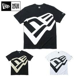 ニューエラ Tシャツ ZOOM UP FLAG LOGO NEW ERA new era ブランド おしゃれ ストリート newera【MB】