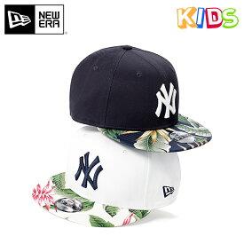 41644533b8c17 ニューエラ キッズ キャップ スナップバック 9FIFTY BOTANICAL MLB ニューヨークヤンキース NEW ERA YOUTH ぼうし new  era