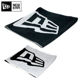 ニューエラ タオル FLAG LOGO NEW ERA new era ブランド おしゃれ シンプル ストリート newera ニューエラタオル メンズタオル レディースタオル ブラック ホワイト 黒 白