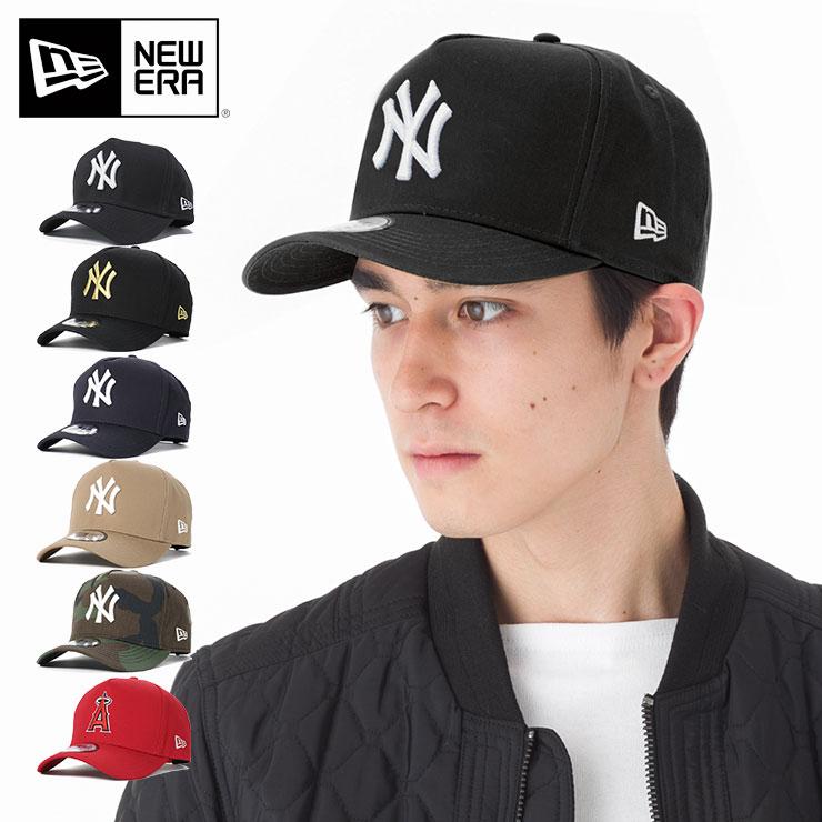 ニューエラ キャップ スナップバック 9FORTY Dフレーム MLB ニューヨークヤンキース NEW ERA   帽子 メンズ メンズキャップ帽子 夏 ベースボールキャップ ニューエラキャップ newera スナップバックキャップ メンズキャップ