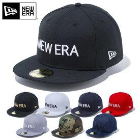 ニューエラ キャップ 59FIFTY BOLD NEW ERA ぼうし 野球帽 ベースボールキャップ フラットキャップ new era ブランド おしゃれ ストリート newera メンズキャップ レディースキャップ メンズレディース帽子 黒 カモフラ 迷彩柄