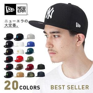 ニューエラ キャップ 59FIFTY newera ニューヨークヤンキース ブラック 帽子 メンズ レディース | ニューエラキャップ フラットキャップ ストリート メンズキャップ 野球帽 ベースボールキャッ