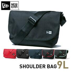 ニューエラ ショルダーバッグ 9Lバッグ メンズ レディースNEW ERA NEWERA SHOULDER BAG 900D || newera 斜めがけバッグ 斜め掛け 斜め掛けバッグ アウトドア 斜めかけ レディースバッグ メンズバック バック
