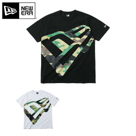 ニューエラ Tシャツ ZOOM UP FLAG カモフラ 迷彩柄 NEW ERA new era ブランド おしゃれ ストリート newera 半袖 半そで 半袖Tシャツ 半そでTシャツ 【MB】