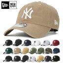 ニューエラ キャップ 9TWENTY MLB 帽子 ローキャップ 野球 ぼうし ヤンキース ニューヨークヤンキース 野球帽 ストラ…