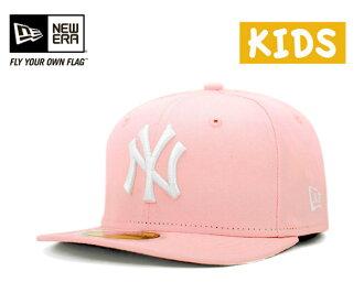 New York Yankees kids Pink / White NEWERA KIDS NEW YORK YANKEES PINK / WHITE #KD