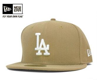 New era Cap Los Angeles Dodgers British khaki Cap NEWERA 59FIFTY CAP LOS ANGELES DODGERS BRITISH KHAKI Cap new era cap new era caps LA MLB major league big size mens ladies and [KH] #CP: B