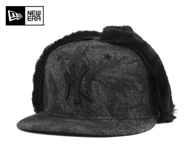 オンスポッツ別注 ニューエラ キャップ 59FIFTY MLB ニューヨークヤンキース ドッグイヤー ツイード リアルツリーカモ ブラック カモフラ 迷彩柄 NEW ERA 帽子 メンズ レディース ONSPOTZ ORIGINAL