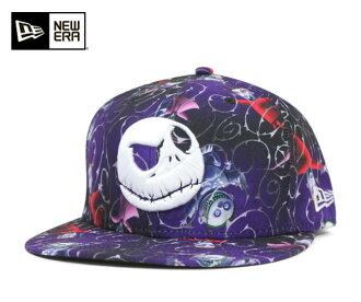 New era x nightmare before Christmas Cap all over purple Hat NEWERA×THE NIGHTMARE BEFORE CHRISTMAS 59FIFTY CAP ALL OVER PURPLE #CP: B