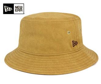 新时代桶帽子人造磨砂棕色纽埃尔斗 01 帽子合成磨砂棕色