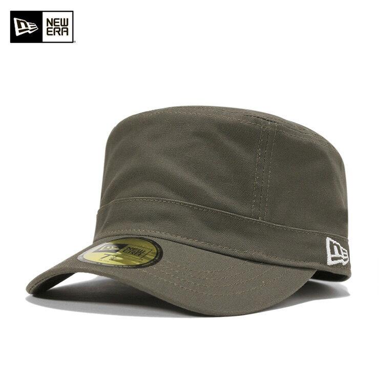 ニューエラ NEW ERA WM-01 ワークキャップ ダックキャンバス グリーン 11135289帽子 メンズ レディース ミリタリーキャップ m01-etcwm