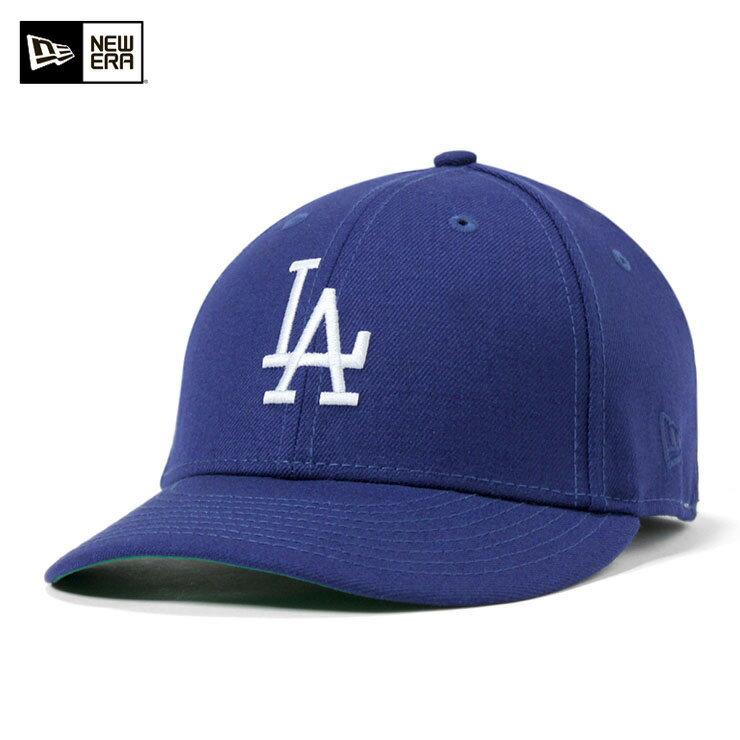 ニューエラ キャップ LP 59FIFTY ヘリテージシリーズ クーパーズタウン ヴィンテージフィット MLB ロサンゼルス ドジャース ブルー NEW ERA NEWERA 帽子 メンズ レディース