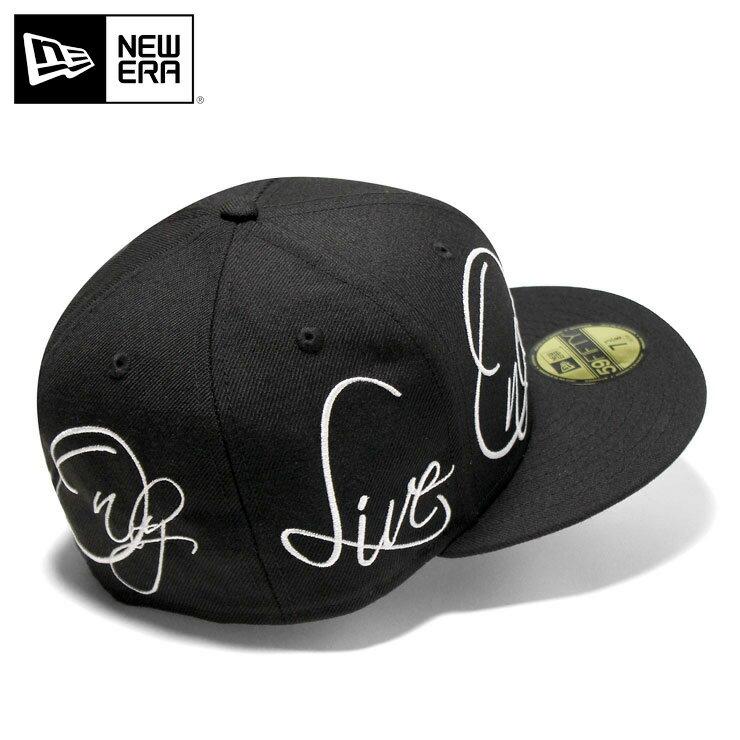 オンスポッツ別注 ニューエラ キャップ 59FIFTY ヨーロー ブラック || フラットキャップ new era 黒 きゃっぷ メンズ ダンス帽子 ストリートキャップ メンズ帽子 メンズキャップ帽子 かっこいい ストリート newera ニューエラキャップ ブランド ぼうし 帽子